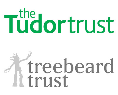 The Tudor Trust and Treebeard Trust logo